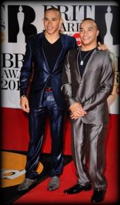Lewis Hamilton-BRIT-awards