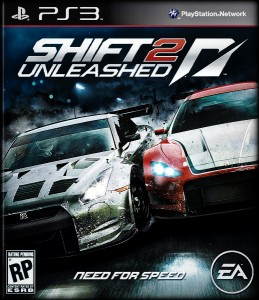 Need For Speed Shift 2 Unleashed-box