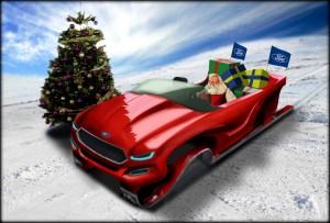 Ford-Christmas-Sleigh-Concept