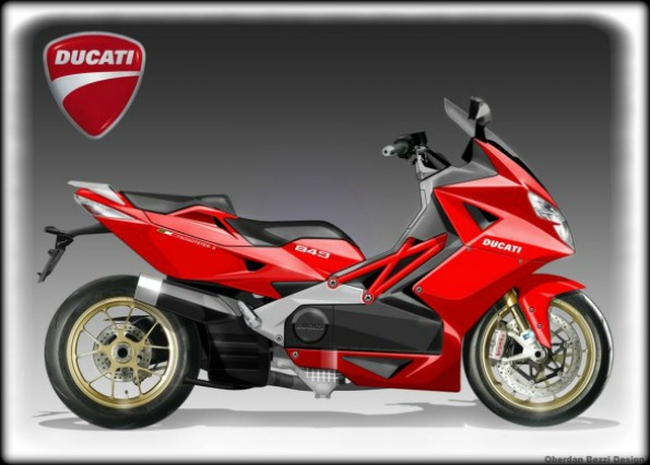 DUCATI849SCOOTSTER