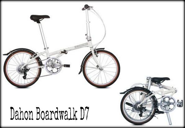 bike-Dahon Boardwalk D7