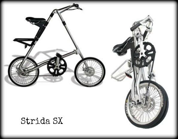 bike-Strida SX