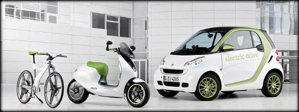 Daimler-Smart-eScooter