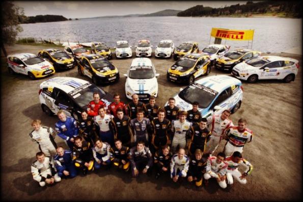 FIA Junior WRC 2013