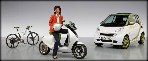 smart-escooter