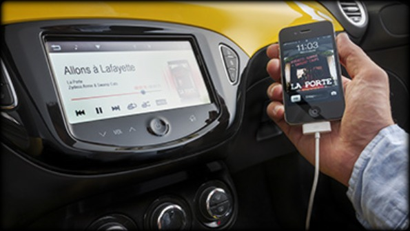 Opel-Intellilink-infotainment