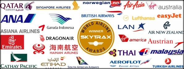 World Airline Awards Skytrax 2014