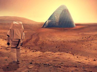 Πως θα είναι τα πρώτα σπίτια στον Άρη