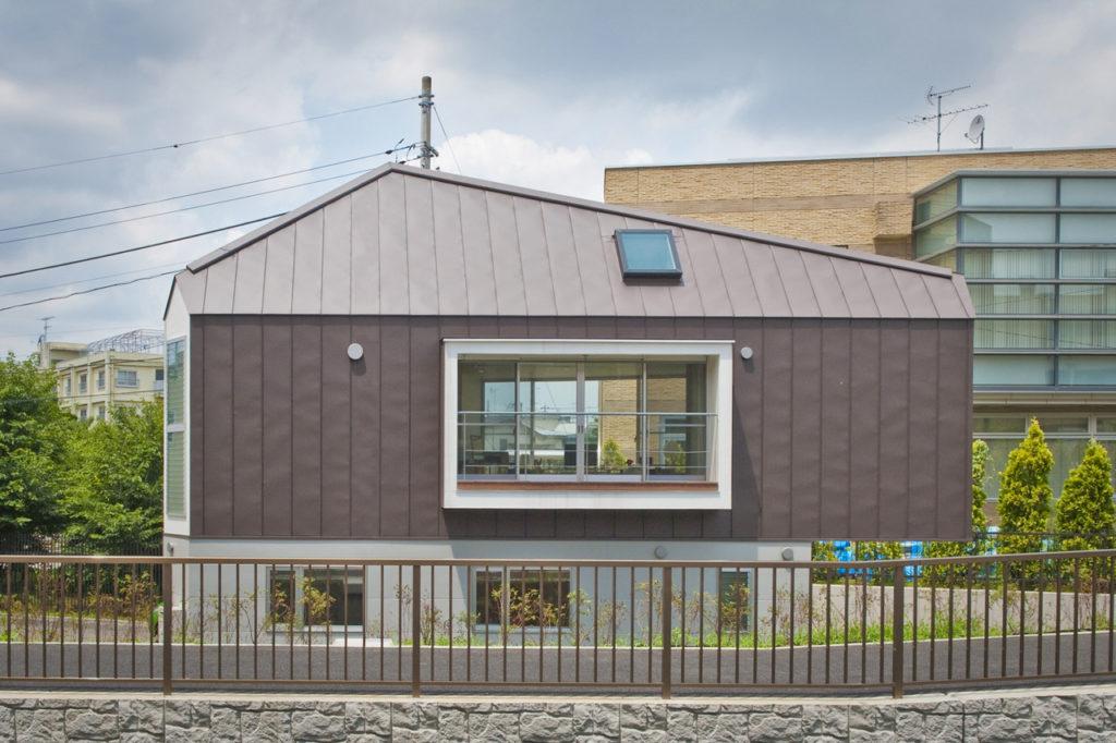 Η νέα αρχιτεκτονική τάση σπιτιών