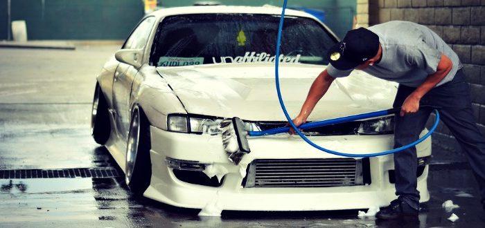 Πλύσιμο αυτοκινήτου και γρατζουνιές τέλος