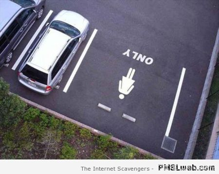 woman-parking-spot-humor