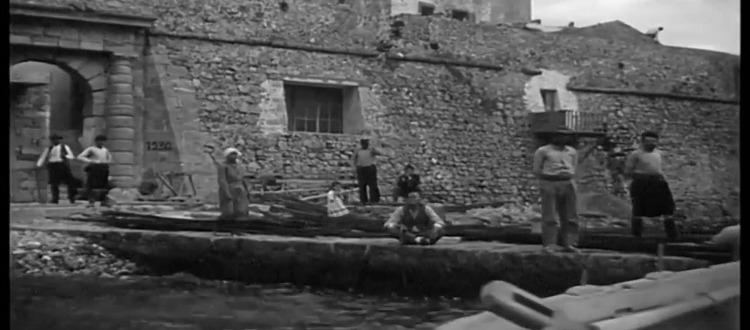 Σπάνιο βίντεο με την Σπιναλόγκα του 1935