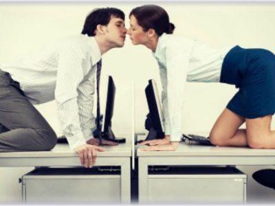 Τι ποσοστό κάνει σεξ στο γραφείο με συνάδελφο