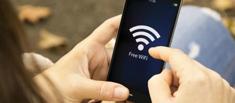 Free και δημόσια WiFi