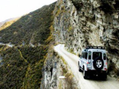 Ο πιο επικίνδυνος δρόμος στην Ελλάδα