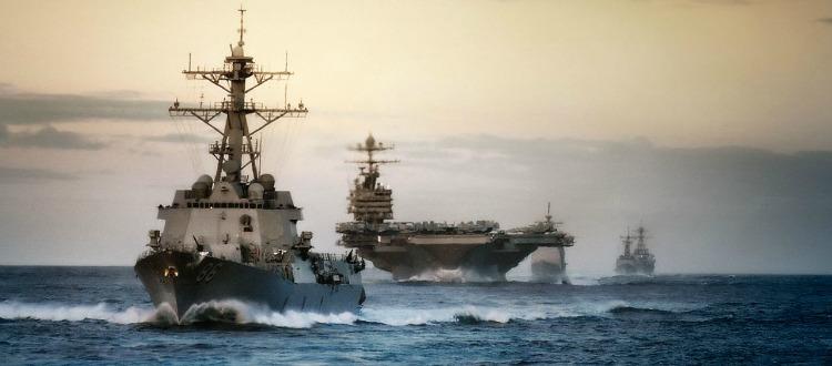 Το ισχυρότερο πολεμικό ναυτικό στο κόσμο