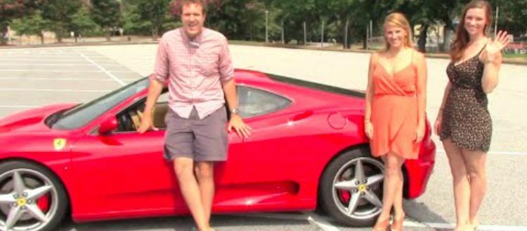 Η Ferrari τελικά δεν είναι γυναικομαγνήτης