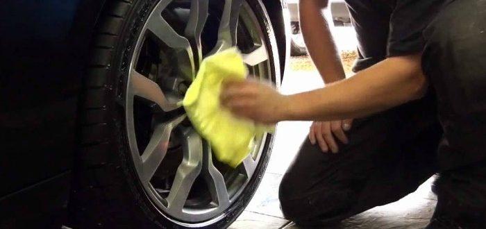 Εξωτερικό πλύσιμο αυτοκινήτου