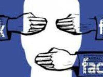 Το Facebook μπλόκαρε τον... Ντελακρουά