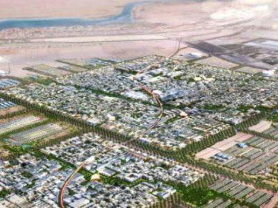 Στο Abu Dhabi χτίζουν μια hitech πόλη