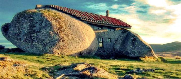 Τα πιο παράξενα σπίτια του κόσμου