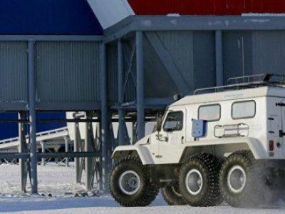Η εντυπωσιακή ρωσική στρατιωτική βάση