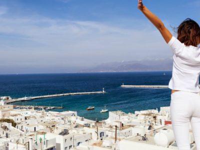 27 εκατομμύρια τουρίστες το 2017 στην Ελλάδα