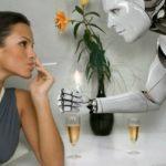 γάμος με ρομπότ