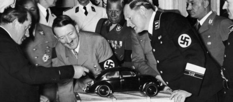 Το ναζιστικό παρελθόν της Porsche