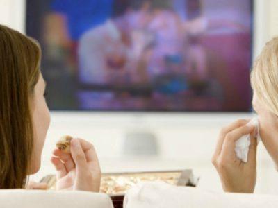 Μην βλέπετε πολύ τηλεόραση