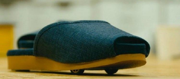 Αυτόνομη τεχνολογία οδήγησης στις παντόφλες