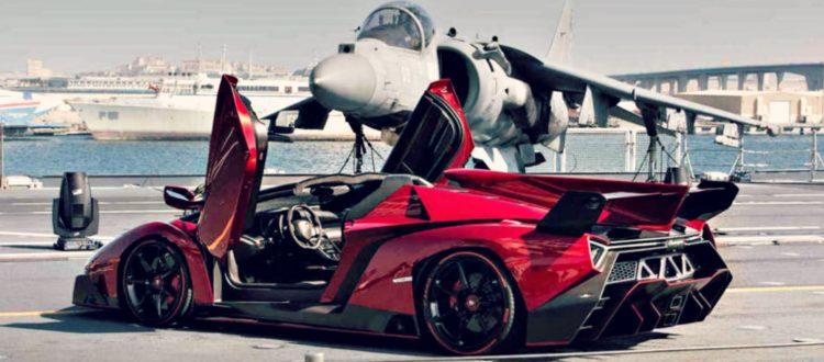 Τα 10 ακριβότερα αυτοκίνητα του 2018