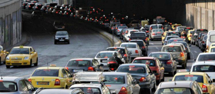Μέσος όρος ηλικίας αυτοκινήτων στην Ελλάδα