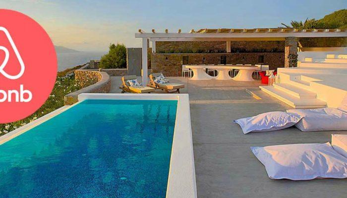 Πόσα ευρώ βγάζει ο Έλληνας από την Airbnb