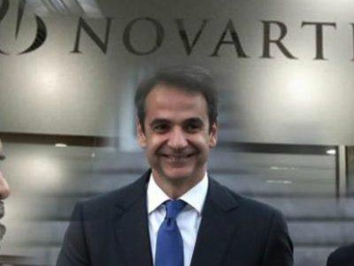Στην δούλεψη της Μάρεβα Μητσοτάκη ο Φρουζής της Novartis