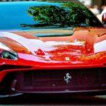 Η Ferrari χρησιμοποιεί αρχαία ελληνικά