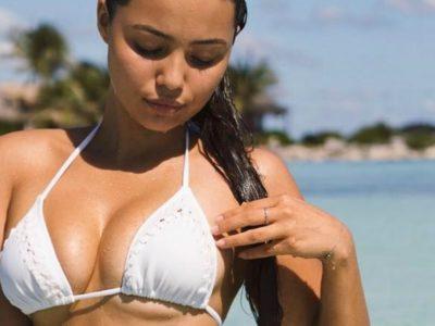 Το κορίτσι με τα πιο καυτά bikini