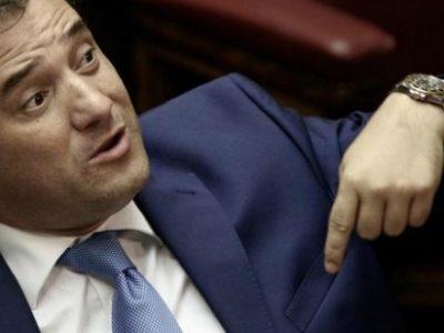 Ο Γεωργιάδης ελέγχεται για αδήλωτη εταιρία