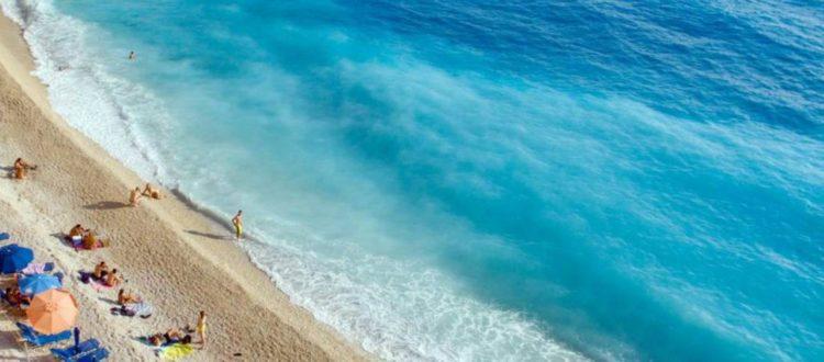 Η παραλία με τα πιο γαλάζια νερά του κόσμου