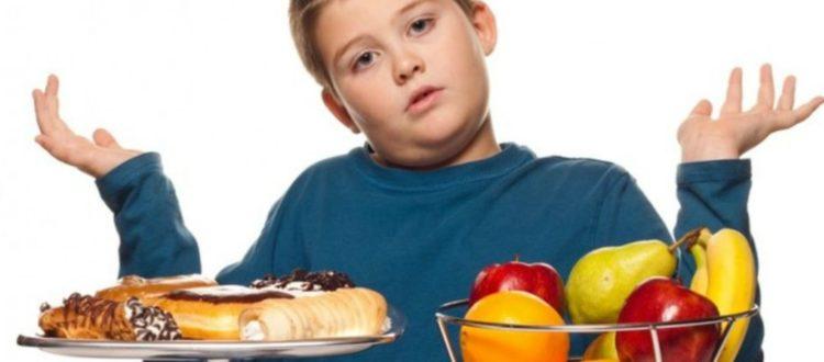 Πρωτιά της Ελλάδας στην παιδική παχυσαρκία