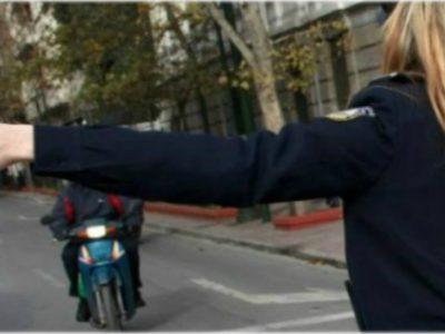 Σπάμε ρεκόρ τροχαίων παραβιάσεων στην Κρήτη