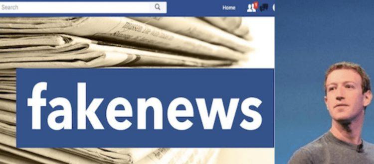 Fake news vs Facebook, γράψε 1