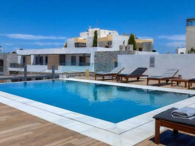 Nέο πολυτελές ξενοδοχείο στην Κρήτη