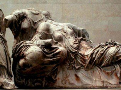 Να επιστραφούν τα γλυπτά του Παρθενώνα στην Ελλάδα
