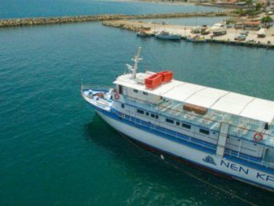 Νέα ναυτιλιακή εταιρεία στη νότια Κρήτη