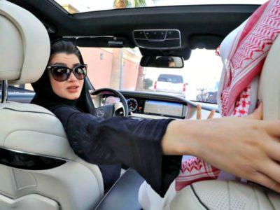 Στην Σαουδική Αραβία οι γυναίκες στο τιμόνι