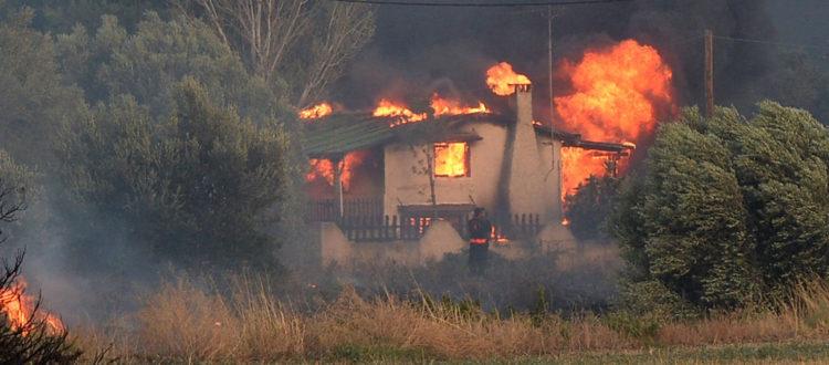 Ο πιο θανατηφόρος παράγοντας στις αστικές πυρκαγιές