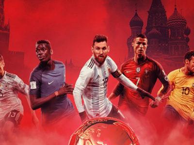 Το Παγκόσμιο Κύπελλο της Ρωσίας σε 75secs