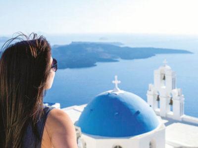 Πάει για νέο ρεκόρ η Ελλάδα στον τουρισμό