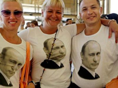 Παρά την κόντρα οι Ρώσοι τουρίστες αυξάνονται